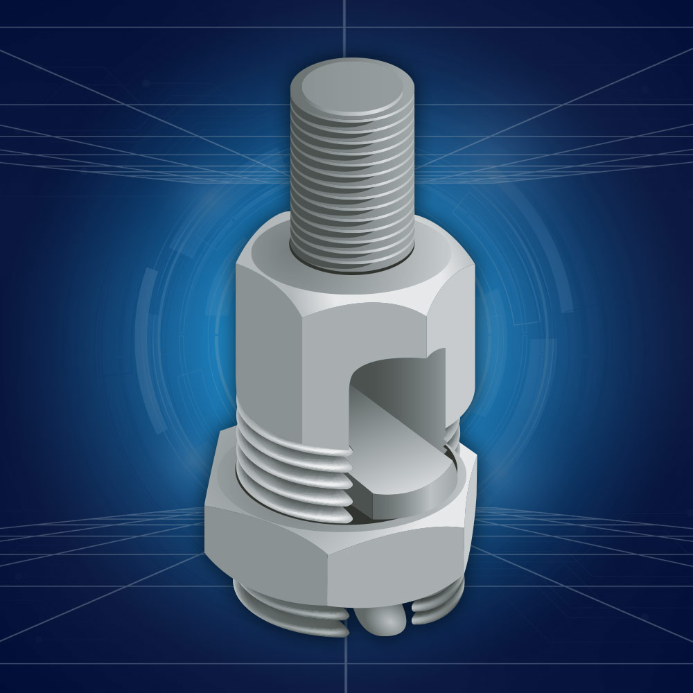 Conector Split-bolt